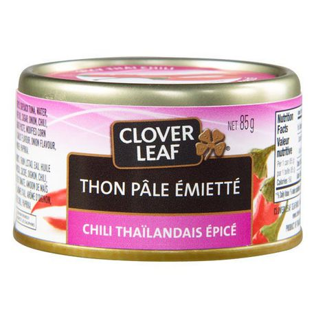 Clover LEAF® Flaked Spicy Thai Chili Light Tuna - image 2 of 3