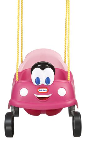 little tikes princess cozy coupe first swing 2