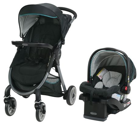 Graco® FastAction™ Fold 2.0 Travel System - image 1 of 5
