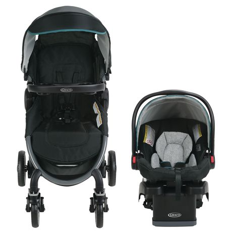 Graco® FastAction™ Fold 2.0 Travel System - image 2 of 5