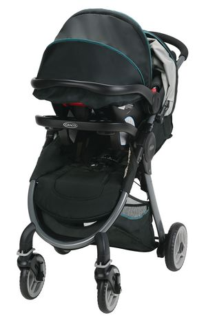 Graco® FastAction™ Fold 2.0 Travel System - image 3 of 5