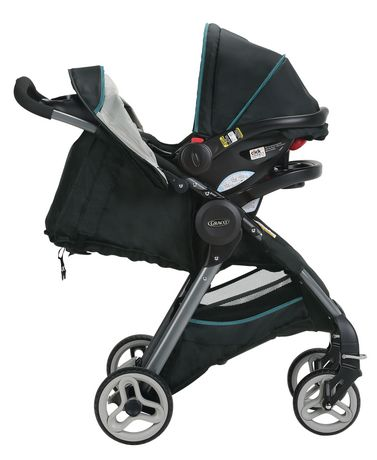 Graco® FastAction™ Fold 2.0 Travel System - image 4 of 5