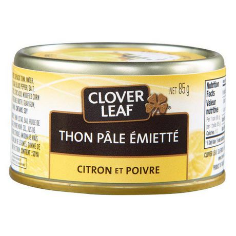Clover LEAF® Lemon & Pepper Flaked Light Tuna - image 3 of 3