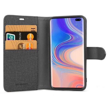 Étui 2 en 1 Folio pour Samsung Galaxy S10 - image 3 de 4