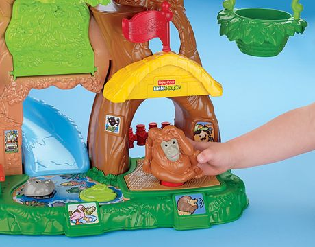 Fisher-Price Little People Toddler Toy -  Orangutan - image 3 of 3