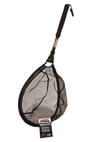 Lucky strike bait 18 30 b2 basket trout net for Fishing nets walmart