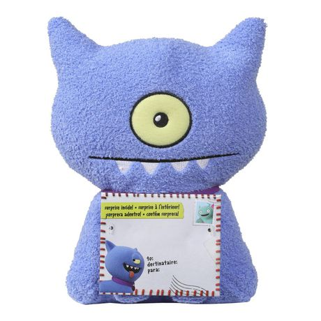 Sincerely UglyDolls Party On Ugly Dog Stuffed Plush Toy, Inspired by the UglyDolls Movie - image 1 of 6
