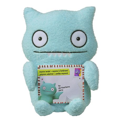 Sincerely UglyDolls Warmly Yours Ice-Bat Stuffed Plush Toy, Inspired by the UglyDolls Movie - image 1 of 7