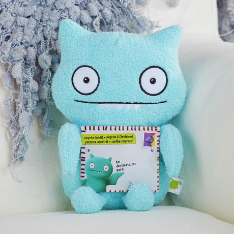 Sincerely UglyDolls Warmly Yours Ice-Bat Stuffed Plush Toy, Inspired by the UglyDolls Movie - image 4 of 7