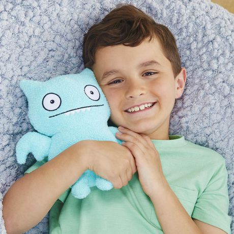 Sincerely UglyDolls Warmly Yours Ice-Bat Stuffed Plush Toy, Inspired by the UglyDolls Movie - image 6 of 7