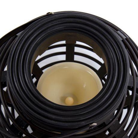 Truu Design 8.5-inch Rattan Lantern - image 2 of 3