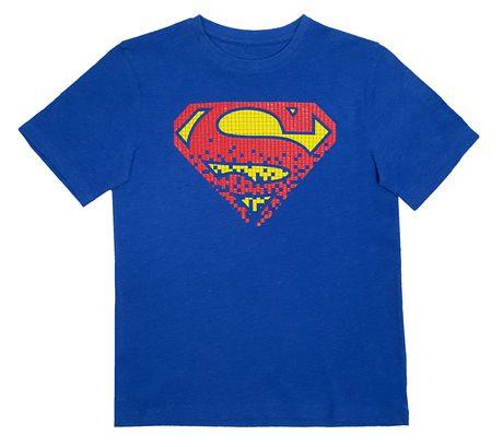 Superman Boy's short Sleeve T-Shirt - image 1 of 1