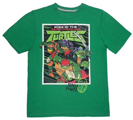 TMNT Boy's short Sleeve T-Shirt - image 1 of 1