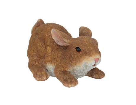 D cor de jardin hometrends de lapin assis walmart canada for Decoration jardin lapin