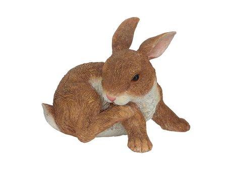 D cor de jardin hometrends de lapin l chant les pieds for Decoration jardin lapin