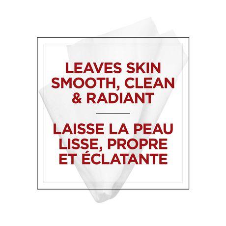 L'Oréal Paris Revitalift Lingettes Nettoyantes Démaquillantes, 30 lingettes - image 3 de 7