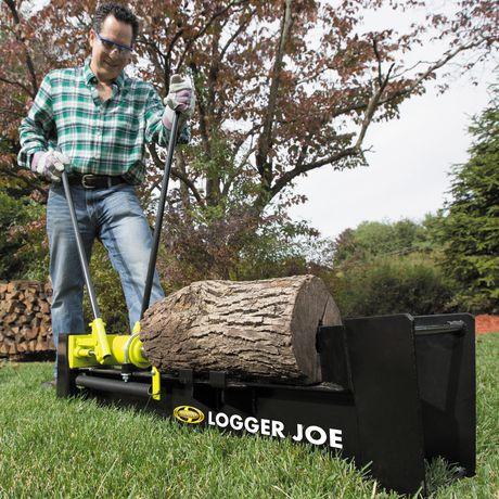 Sun Joe 10 Ton Hydraulic Log Splitter - image 4 of 5
