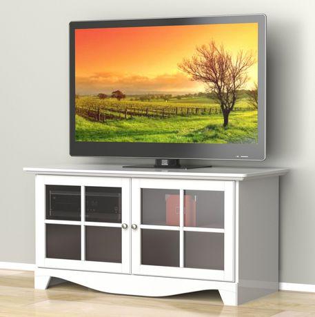 Nexera Pinnacle 49-inch White TV Stand - image 2 of 2