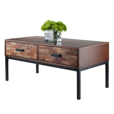 Winsome Jefferson Coffee Table