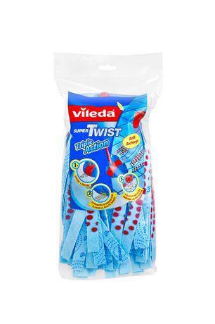 Recharge lavable pour vadrouille Super Twist de Vileda - image 4 de 5
