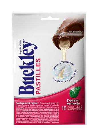 Buckley's Lozenges - image 2 of 2