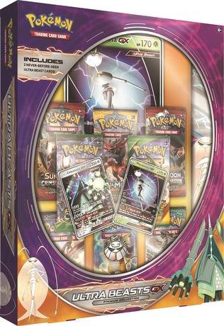Pokemon Ultra Beasts Pherosmosa Gx Box English Only