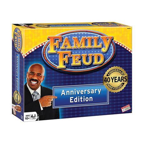 Endless Games - Family Feud 40th Anniversary Game (english Only)