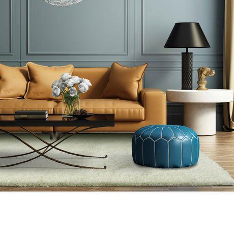tapis lanart en peau de mouton synth tique. Black Bedroom Furniture Sets. Home Design Ideas