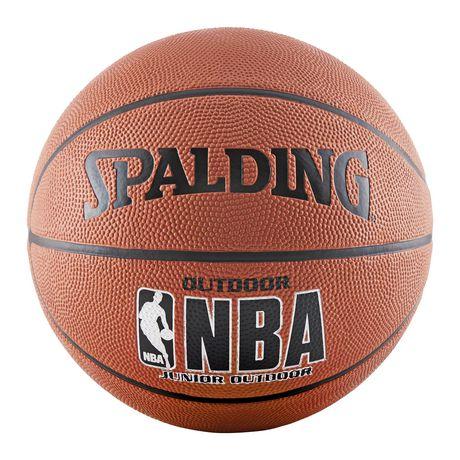 "Spalding NBA Varsity Outdoor Basketball, Size 6/28.5"" - image 1 of 3"