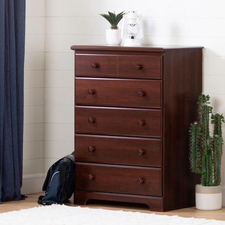 Commode à 5 tiroirs collection Summer Breeze de Meubles South Shore - image 2 de 5