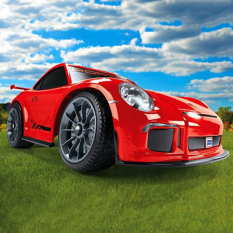 Gt3 Power Véhicule Jouet Wheels Porsche Motorisé 911 bY7gf6y