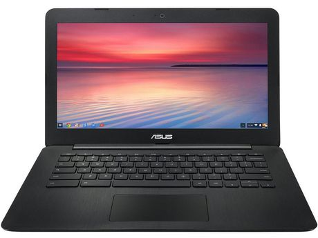 chromebook c300sa asus compact 13 3 pouces intel celeron 4 go emmc de 16 go noir. Black Bedroom Furniture Sets. Home Design Ideas