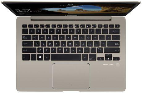 "Asus Zenbook 13.3"" Laptop,Gold Metal,Intel Core i7-8550U,Intel HD Graphics,8GB LPDDR3,256GB SSD,Windows 10,UX331UA-DS71 - image 1 of 2"