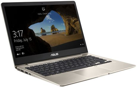 "Asus Zenbook 13.3"" Laptop,Gold Metal,Intel Core i7-8550U,Intel HD Graphics,8GB LPDDR3,256GB SSD,Windows 10,UX331UA-DS71 - image 2 of 2"
