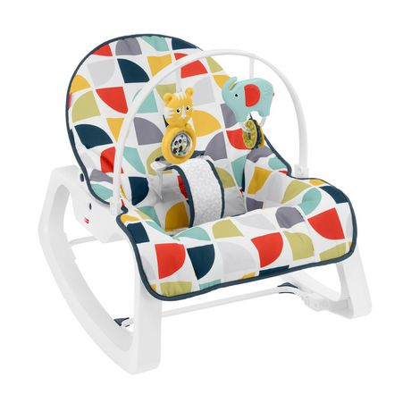 Fisher-Price Infant-to-Toddler Rocker - image 1 of 9
