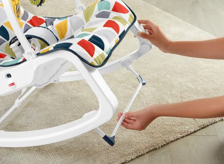 Fisher-Price Infant-to-Toddler Rocker - image 4 of 9