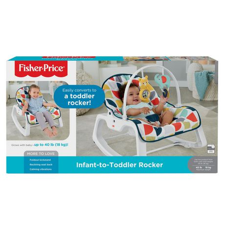 Fisher-Price Infant-to-Toddler Rocker - image 9 of 9