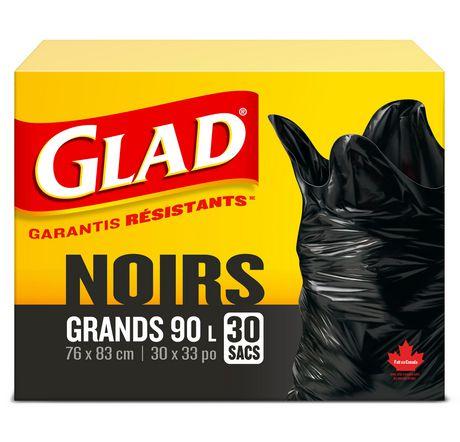 Grands sacs à ordures à nœud facile® - image 2 de 6