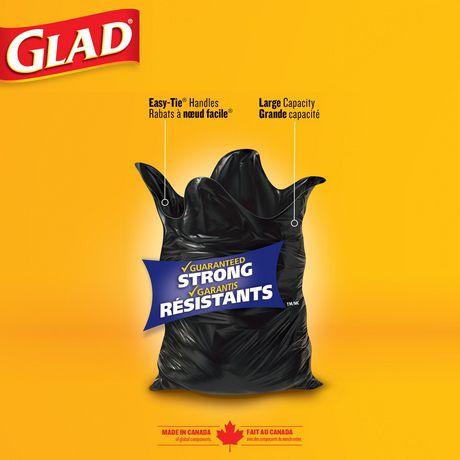 Grands sacs à ordures à nœud facile® - image 3 de 6