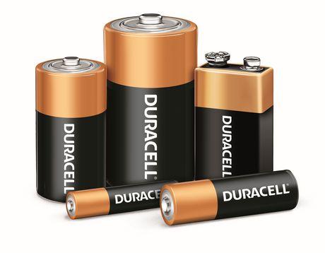 Duracell 1.5V Coppertop Alcalines, AAA Piles, un Paquet de 12 - image 4 de 7