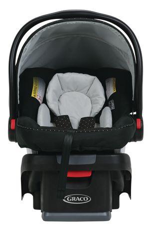 GracoR SnugRideR SnugLockTM 30 Infant Car Seat Balancing ActTM