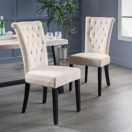 Ensemble de 2 chaises de salle à manger Regan - image 1 de 5