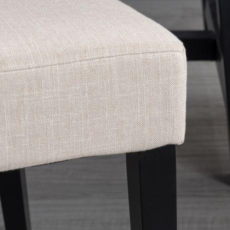 Ensemble de 2 chaises de salle à manger Regan - image 4 de 5