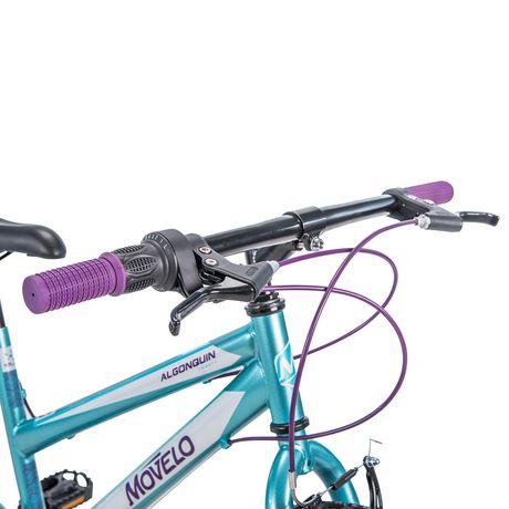 Vélo de montagne Movelo Algonquin de 20 po en acier pour filles - image 5 de 6