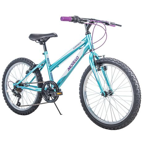Vélo de montagne Movelo Algonquin de 20 po en acier pour filles - image 6 de 6