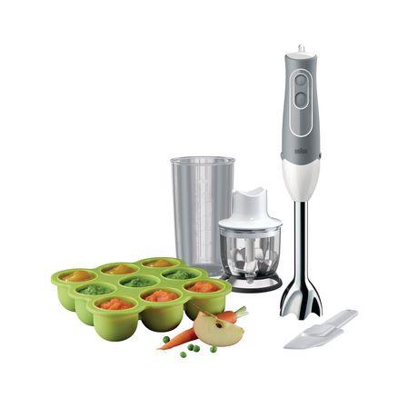 Braun Multiquick 5 Baby Food Maker And Hand Blender | Walmart Canada