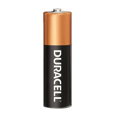 Duracell 1.5V Coppertop Alkaline, AA Batteries, 20 Pack