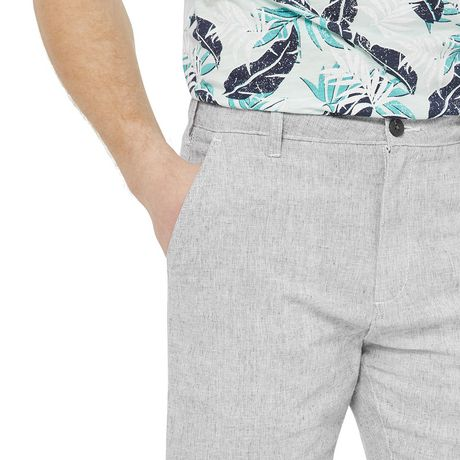 George Men's Flat Front Chino Shorts - image 4 of 6