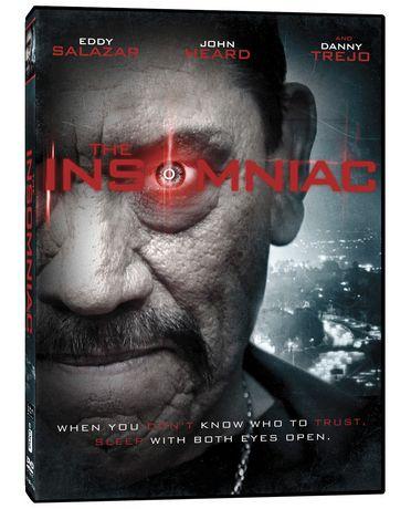 The Insomniac DVD (English) - image 1 of 1