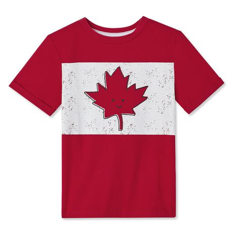 George Toddler Boys' Canada Day Tee - image 1 of 2